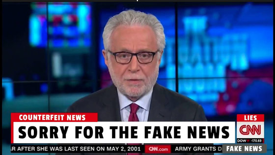 """It's Mostly Bullshit"" – CNN Producer Confirms Network Spews Fake News, Propaganda, Anti-Trump Agenda For Better Ratings"