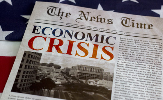 newspaper-economic-crisis