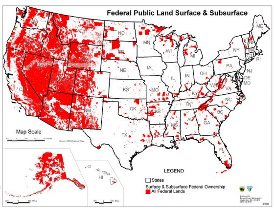 Reasons Behind The Federal Governments Land Grabs