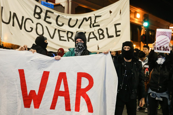 """A Domestic Destabilization Is Underway: """"The Left Is Fueling And Funding Tensions In Order To Exacerbate Them And Cause A Revolution"""""""