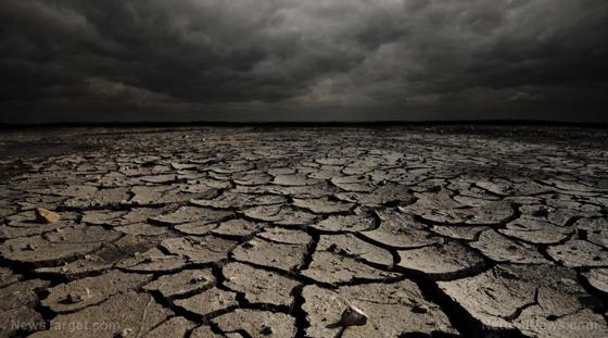 earth-cracks