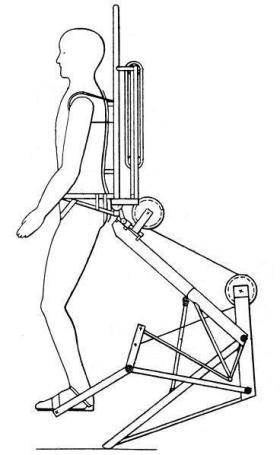Drawing of SpringWalker