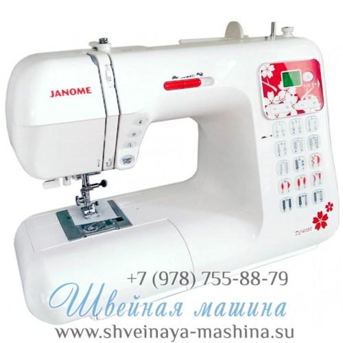 Машинка Janome 4050 1