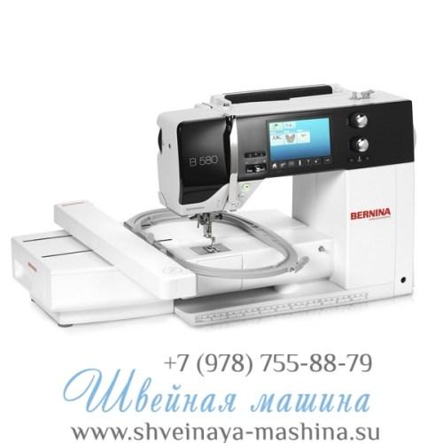 Швейно-вышивальная машина Bernina 580 (без BSR) 1