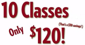 Sterling Hot Yoga Mobile 10 Class Pass Discount