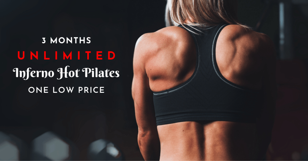 Unlimited HIIT Workouts Tabata Fitness Inferno Hot Pilates Summer Fitness Special Mobile AL