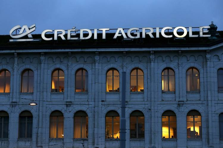Cr    dit Agricole to Pay  787 Million in U S  Sanctions Case   WSJ Credit Agricole agreed to pay  787 million to U S  and New York authorities  to resolve allegations