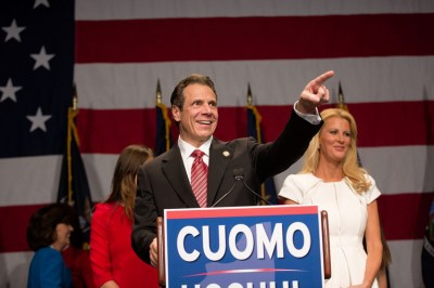 New York Gov. Andrew Cuomo Wins Re-Election to Second Term - WSJ