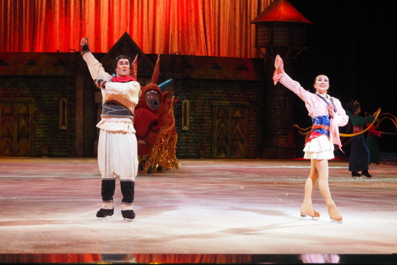 Mulan og Shang - Disney On Ice