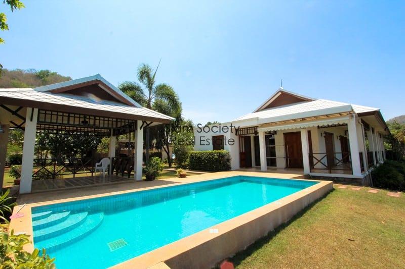 Hua Hin house for rent sea views