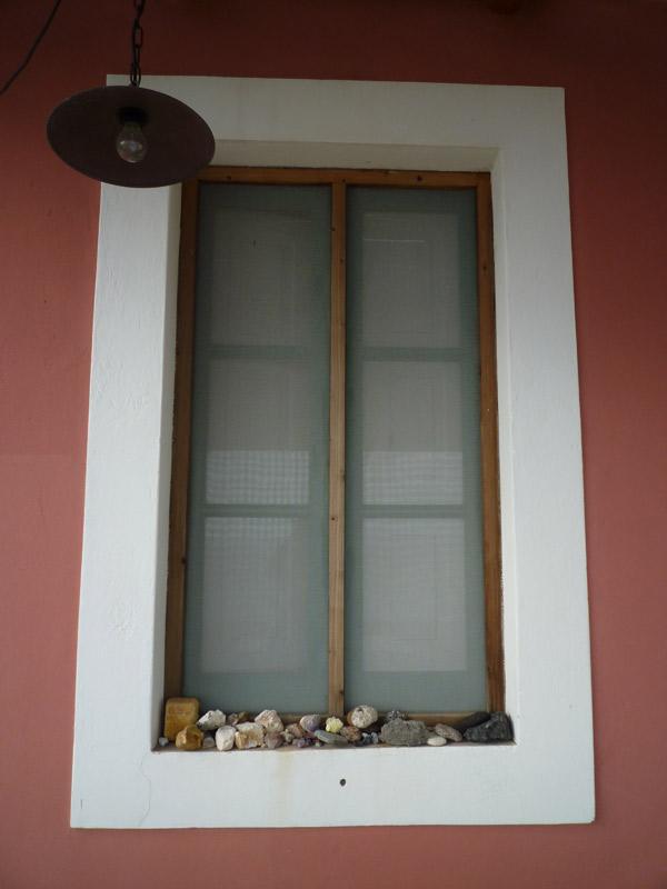 Une fenêtre dans les îles