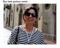 Francesca Parisi, la jolie fée de la Casa Eoliana
