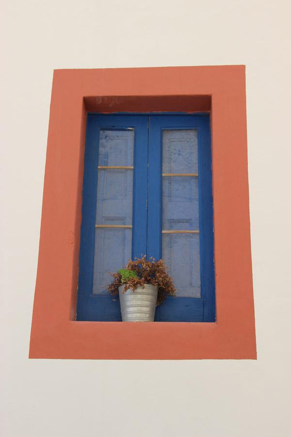 Une fenêtre à Salina