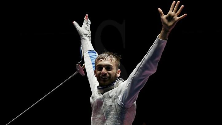 Video Premiazione Daniele Garozzo: Medaglia Oro Fioretto Individuale Olimpiadi 2016
