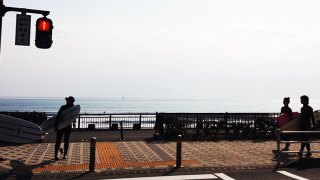 鎌倉の風を感じられる海辺のカフェDaisy's Cafe(神奈川県鎌倉市)