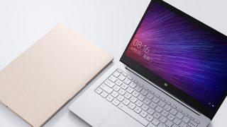 【XiaoMi Mi Notebook Air】12インチ到着 実機レビュー開封編 新しいMacBookの半額