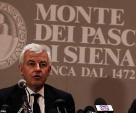 Alessandro Profumo - presidente di Banca Mps