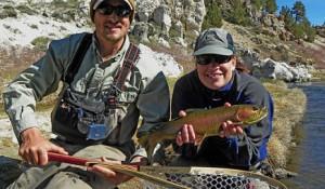 Mammoth fly fishing hot creek june 2 2010 sierra for Mammoth fishing report