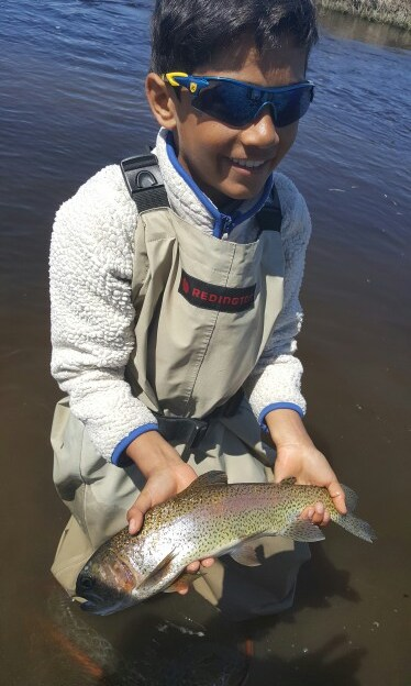 Mammoth lakes and bishop fishing reports sierra trout for Owens river fishing report