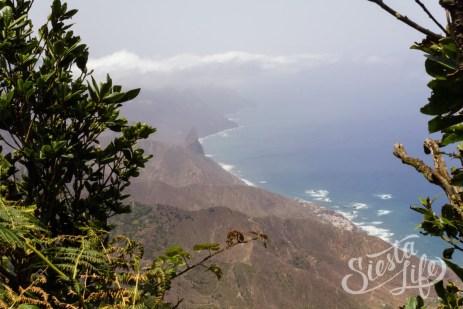 Анага: вид у горы Роке Анамбро