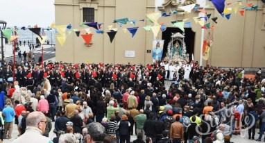 Шествие в День Чёрной Мадонны