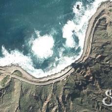 Пляж Альмасига на карте