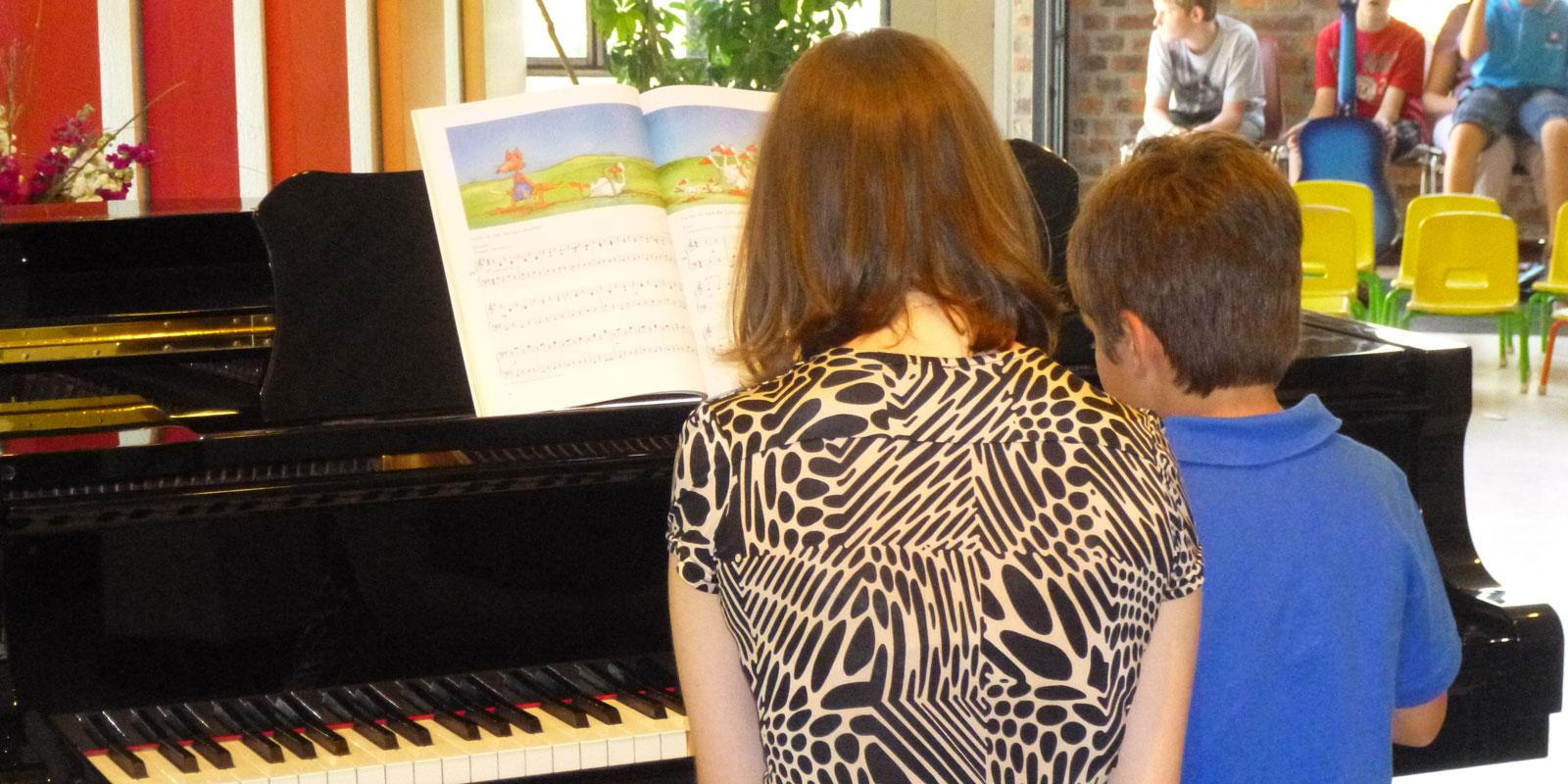 Comment travailler le piano?