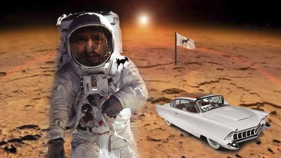 Mars'ta Sıfır!