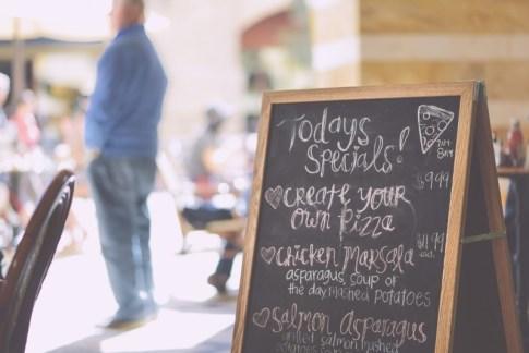 offer menu