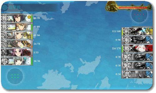 新編「第一戦隊」抜錨せよ! 5-5開幕