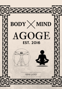 Body Mind Agoge Cover