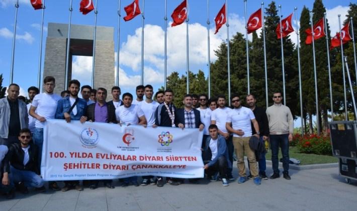 41 GENÇLE ÇANAKKALE VE İSTANBUL'A ECDADIN İZİNDE TARİHİ YOLCULUK