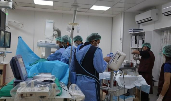 Siirt'te Yapılan İlk Kalp Pili Ameliyatı Başarıyla Gerçekleşti