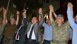 """Siirt'te Direnişin Göstergesi """"15 Temmuz Demokrasi Parkı"""""""