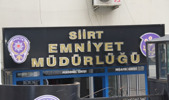 Siirt'te 1 Emniyet Amiri 4 Firari Şüpheli Aranıyor