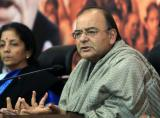 Cong dares Jaitley to debate on issue