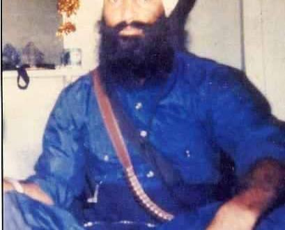Shaheed Bhai Anokh Singh Ji Babbar