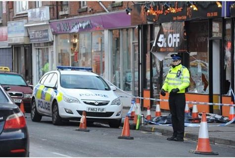 Leicester Crown Court - Moghul Durbar attack trial.