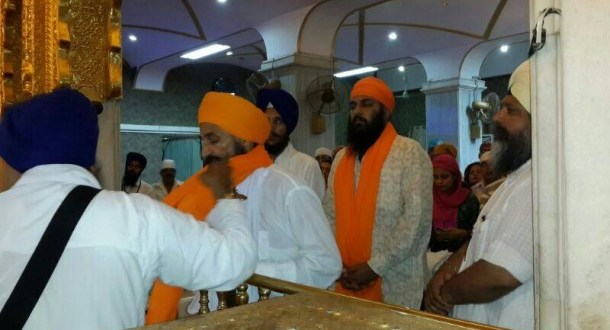 Bhai Charanpreet Singh Ends Hunger Strike At Jantar Mantar