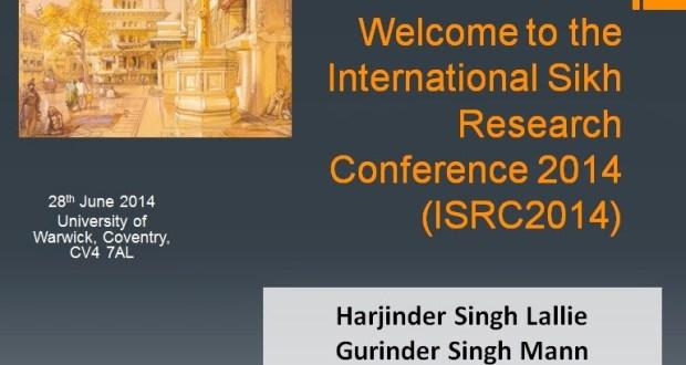 ISRC 2014 screen