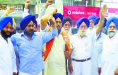 More SAD, SGPC men throng shrines