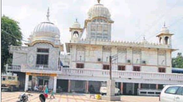 After weeks of unrest, peace prevailed at the historic Gurdwara Chhevin Patshahi in Kurukshetra on Friday.