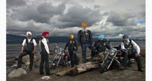 Sikhs denied exemption from Ontario's motorcycle helmet law.