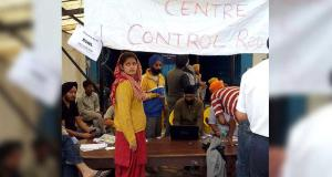 A-control-room-set-up-by-Sikhs-in-Srinagar-Gurdwara-for-helping-flood-victims-of-J-K