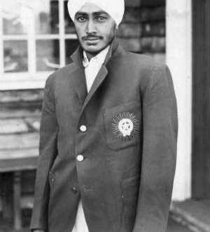 Lall Singh - First Malaysian Sikh specialist test fielder