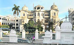 The SGPC headquarters