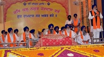 480th Gurpurab Anniversary of Guru Ram Das Ji Attracts Sangats in Thousands