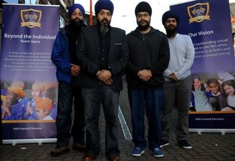 New Sikh free school given go-ahead by Department for Education.