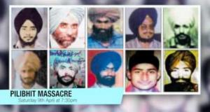 pilibhit sikh massacare