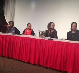 Black Life Matters Conference panel